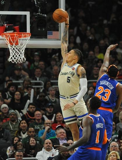 New York Knicks vs. Milwaukee Bucks - 12/21/19 NBA Pick, Odds & Prediction