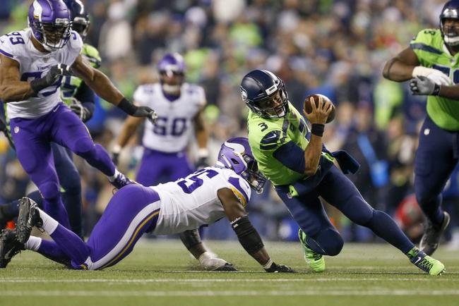 SNF: Seattle Seahawks vs Minnesota Vikings NFL Picks, Odds, Predictions 10/11/20