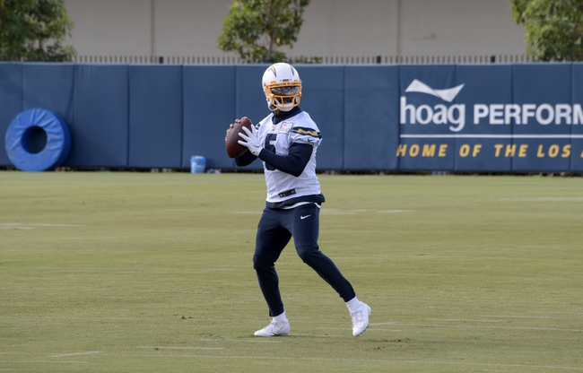 Los Angeles Chargers Starting Quarterback Week 1 2020 - NFL Pick, Odds, and Prediction