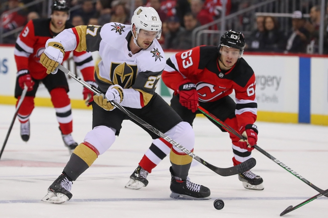 Vegas Golden Knights vs. New Jersey Devils - 3/3/20 NHL Pick, Odds, and Prediction