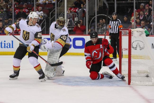 Vegas Golden Knights vs. New Jersey Devils - 3/3/20 NHL Pick, Odds, and Prediction