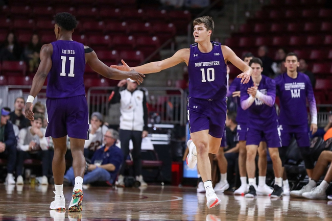 Northwestern vs. Iowa - 1/14/20 College Basketball Pick, Odds, and Prediction