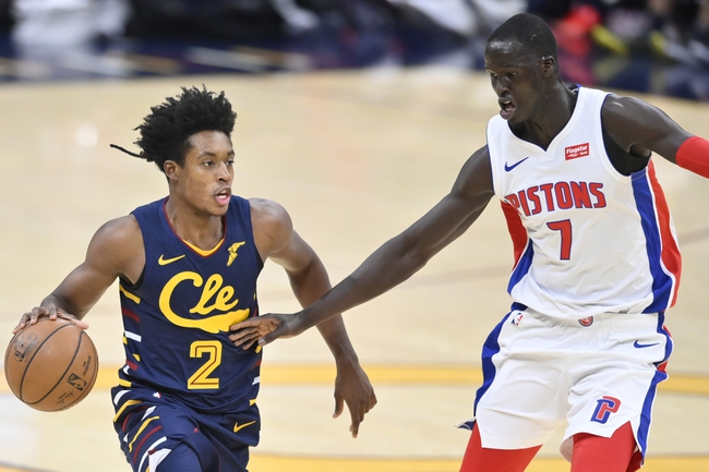 Cleveland Cavaliers vs. Detroit Pistons - 1/7/20 NBA Pick, Odds & Prediction