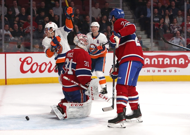 New York Islanders vs. Montreal Canadiens - 3/3/20 NHL Pick, Odds, and Prediction