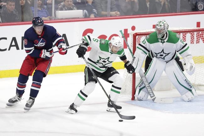 Dallas Stars vs. Winnipeg Jets - 12/5/19 NHL Pick, Odds, and Prediction
