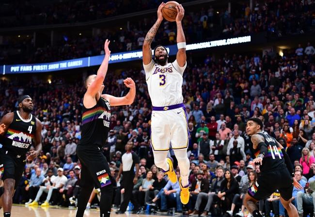 Los Angeles Lakers vs. Denver Nuggets - 12/22/19 NBA Pick, Odds & Prediction