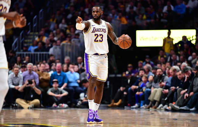 Portland Trail Blazers vs. Los Angeles Lakers - 12/6/19 NBA Pick, Odds, and Prediction