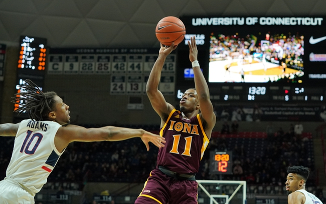 Canisius at Iona - 3/10/20 College Basketball Picks and Prediction