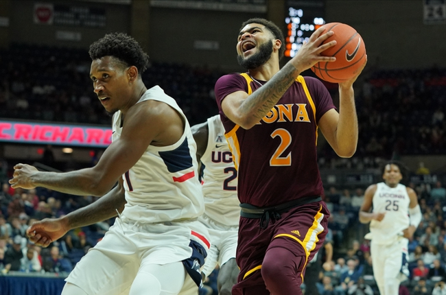 Iona at Saint Peter's - 3/11/20 College Basketball Picks and Prediction