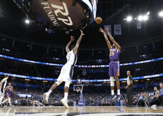 Phoenix Suns vs. Orlando Magic - 1/10/20 NBA Pick, Odds, and Prediction