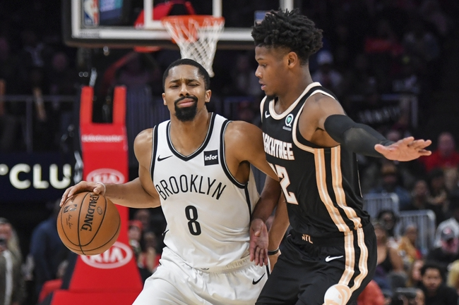 Brooklyn Nets vs. Atlanta Hawks - 12/21/19 NBA Pick, Odds & Prediction
