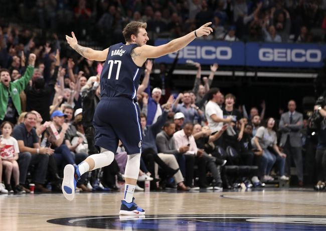 Dallas Mavericks vs. Sacramento Kings - 12/8/19 NBA Pick, Odds, and Prediction