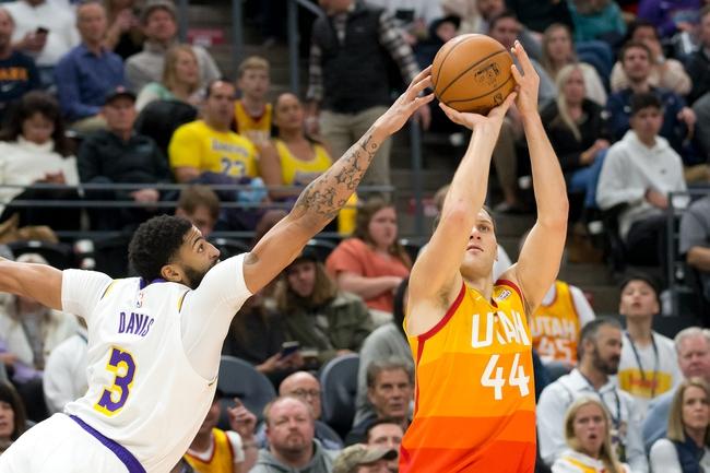 Mitch's NBA Bounce Pass