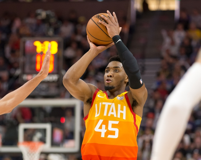Utah Jazz vs. Los Angeles Lakers - 8/3/20 NBA Pick, Odds, and Prediction
