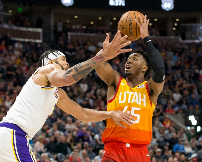 Utah Jazz vs.  Memphis Grizzlies - 12/7/19 NBA Pick, Odds, and Prediction