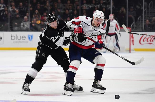 Washington Capitals vs. Los Angeles Kings - 2/4/20 NHL Pick, Odds, and Prediction