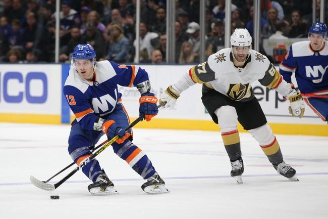 Vegas Golden Knights vs. New York Islanders - 2/15/20 NHL Pick, Odds & Prediction