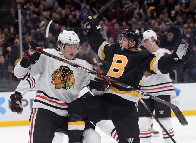Chicago Blackhawks vs. Boston Bruins - 2/5/20 NHL Pick, Odds & Prediction