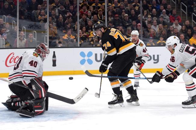 Chicago Blackhawks vs. Boston Bruins - 2/5/20 NHL Pick, Odds, and Prediction