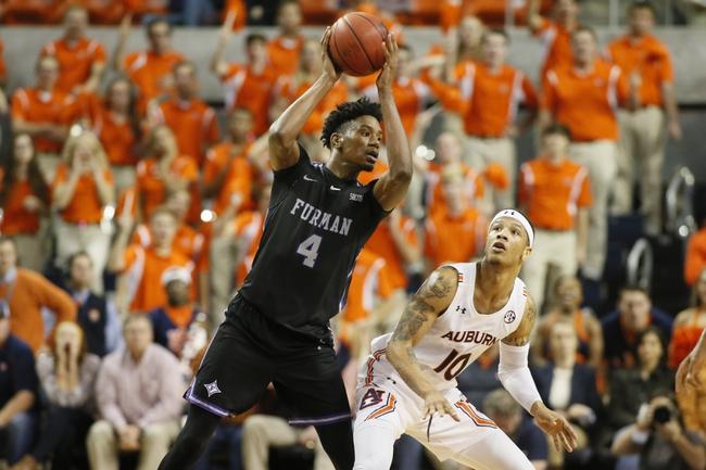 Furman vs. The Citadel - 2/29/20 College Basketball Pick, Odds, and Prediction