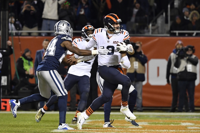 Chicago Bears vs. Dallas Cowboys - 4/25/20 Madden20 NFL Sim Pick, Odds, and Prediction
