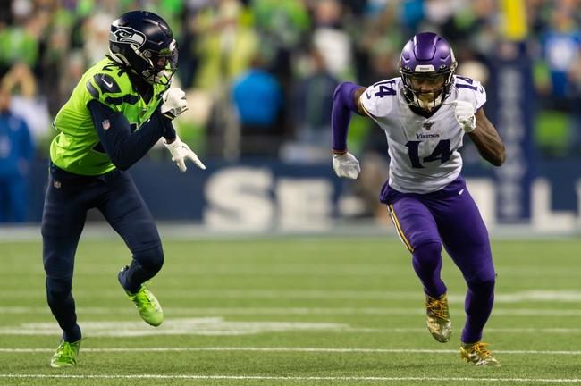 Minnesota Vikings vs. Seattle Seahawks - 4/18/20 Madden 20 Sim NFL Pick, Odds, and Prediction