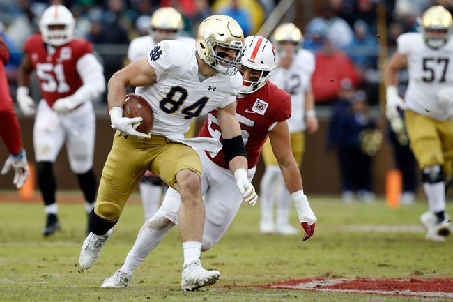 Cole Kmet 2020 NFL Draft Profile, Strengths, Weaknesses and Possible Fits