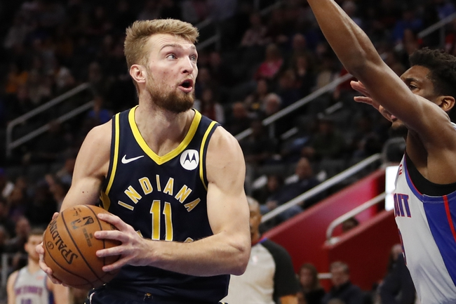Indiana Pacers vs. Los Angeles Clippers  - 12/9/19 NBA Pick, Odds, and Prediction