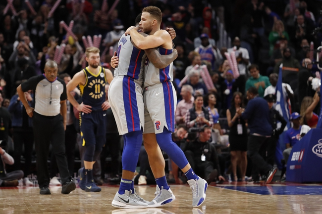 New Orleans Pelicans vs. Detroit Pistons - 12/9/19 NBA Pick, Odds, and Prediction