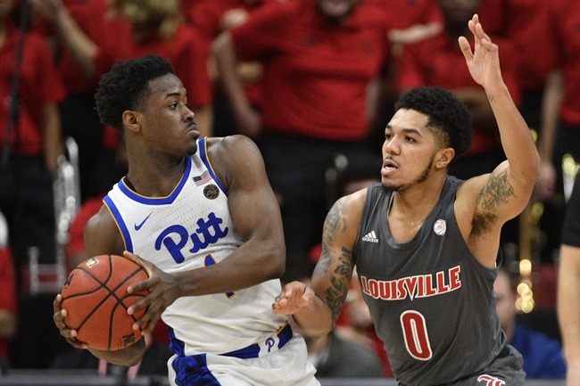 Pittsburgh vs. Louisville - 1/14/20 College Basketball Pick, Odds, and Prediction