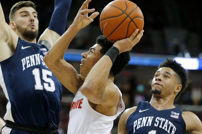 Penn State vs. Ohio State - 1/18/20 College Basketball Pick, Odds, and Prediction