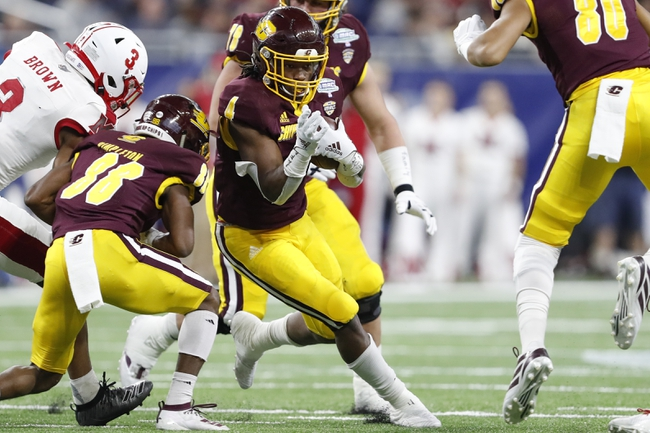 Central Michigan at NIU: 11/11/20 College Football Picks and Prediction