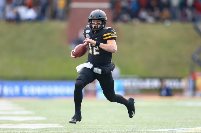 Appalachian State vs. UAB - 12/21/19 College Football New Orleans Bowl Pick, Odds, and Prediction
