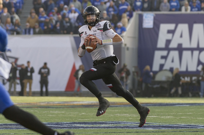 Boston College vs. Cincinnati - 1/2/20 College Football Birmingham Bowl Pick, Odds, and Prediction