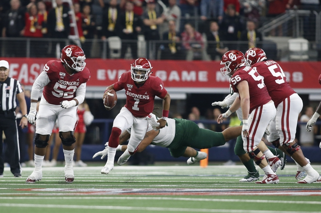 LSU Tigers vs. Oklahoma Sooners  - 12/28/19 College Football Pick, Odds, and Prediction