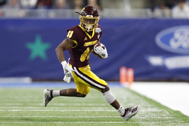 Prediction: NIU vs Central Michigan 11/11/20 College Football Picks, Odds