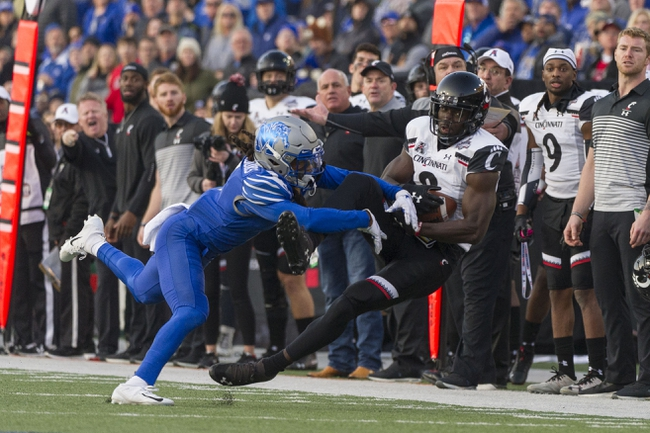 Memphis at Cincinnati - 10/31/20 Early look College Football GOY Picks and Predictions