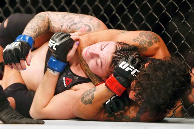 Virna Jandiroba vs. Felice Herrig - 8/15/20 UFC 252 Pick, Odds, and Prediction