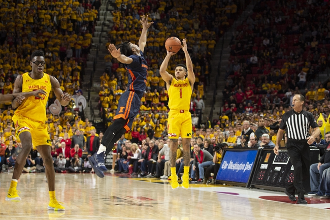 Illinois vs. Maryland - 2/7/20 College Basketball Pick, Odds, and Prediction