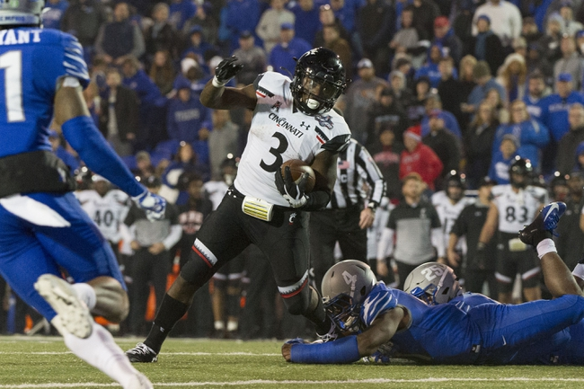 Cincinnati Bearcats vs. Boston College Eagles - 1/2/20 College Football Pick, Odds, and Prediction