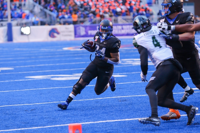 Boise State 2020 Win Total - College Football Pick and Prediction