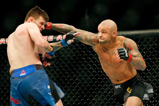 UFC 255: Tim Means vs. Mike Perry Picks, Odds, and Predictions