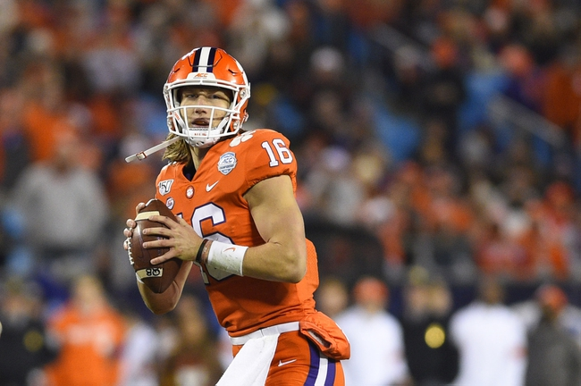 Clemson vs. Ohio State - 12/28/19 College Football Fiesta Bowl Pick, Odds, and Prediction