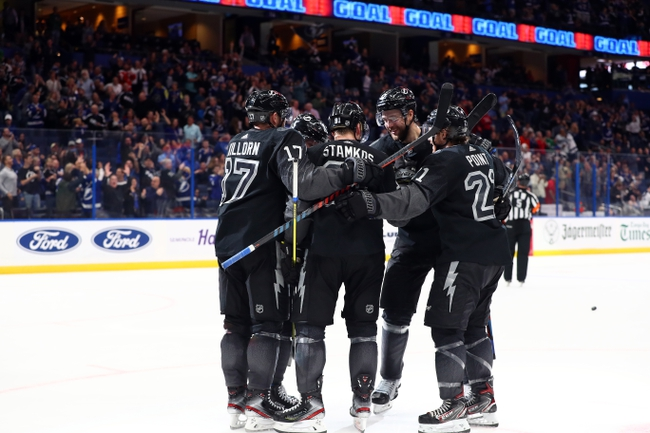 San Jose Sharks vs. Tampa Bay Lightning - 2/1/20 NHL Pick, Odds & Prediction