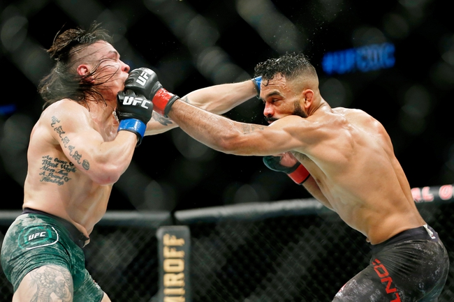 Ray Borg vs. Ricky Simon - 5/13/20 UFC on ESPN 9 Pick, Odds, and Prediction