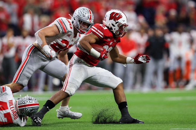 Wisconsin vs. Oregon - 1/1/20 College Football Rose Bowl Pick, Odds, and Prediction