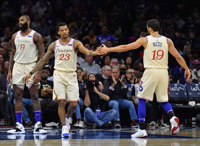 Cleveland Cavaliers vs. Philadelphia 76ers - 2/26/20 NBA Pick, Odds, and Prediction