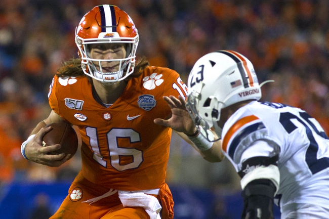 Clemson Tigers vs. Ohio State Buckeyes - 12/28/19 College Football Pick, Odds, and Prediction