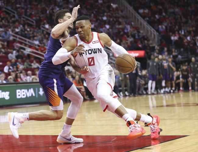 Phoenix Suns vs. Houston Rockets - 12/21/19 NBA Pick, Odds, and Prediction