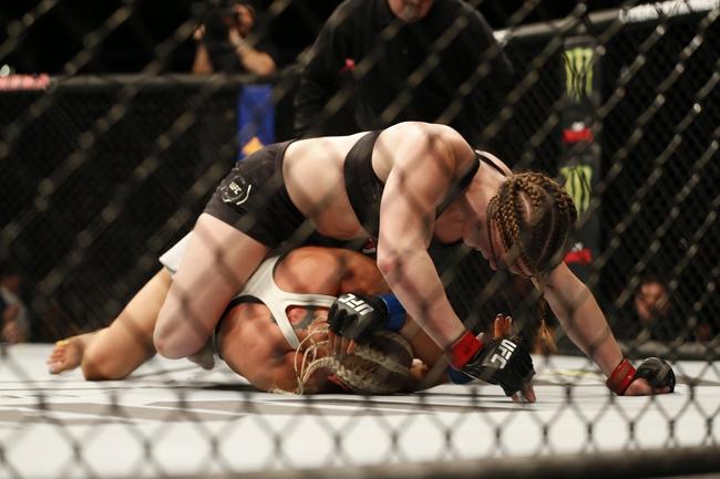 Julija Stoliarenko vs. Yana Kunitskaya - 8/8/20 UFC Fight Night 174 Pick, Odds, and Prediction